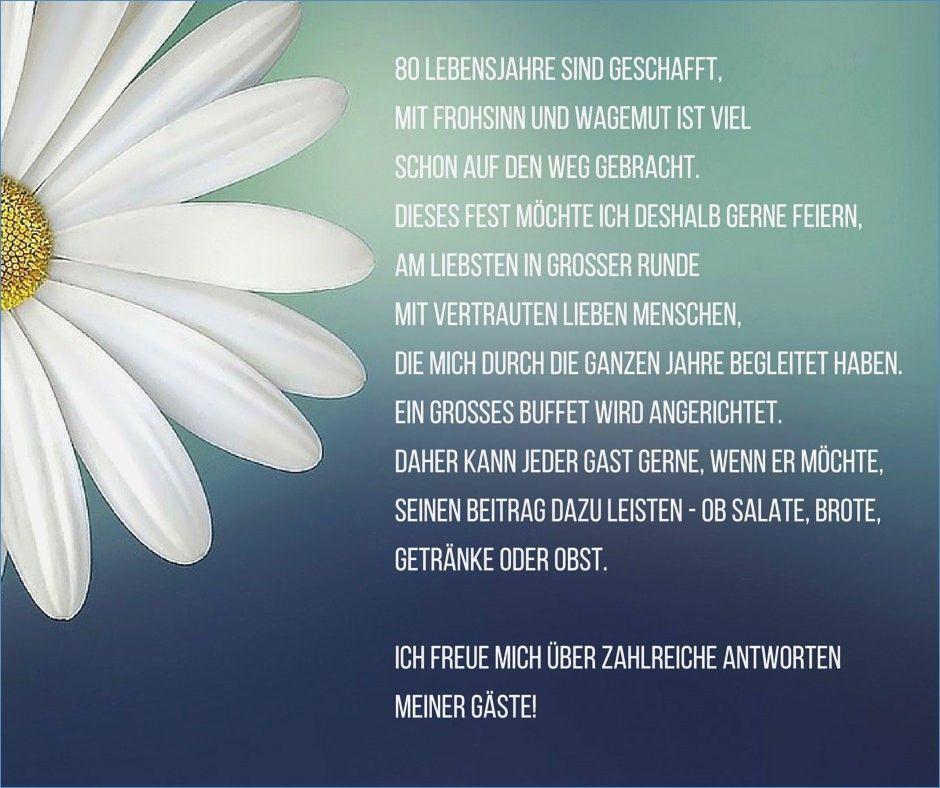 Gedicht Danke Geburtstagswunsche Inspirational Danke Fur Einladung