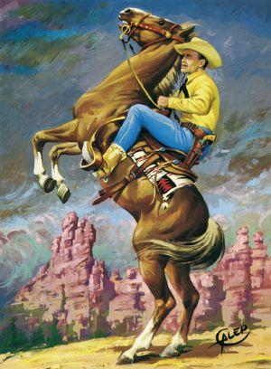Tex Willer a Cavallo (com imagens) | Arte sertaneja, Oeste selvagem, Gibis  antigos