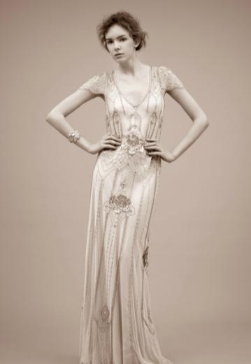 Roaring Twenties Wedding Gown by Jenny Packham | marriage ...