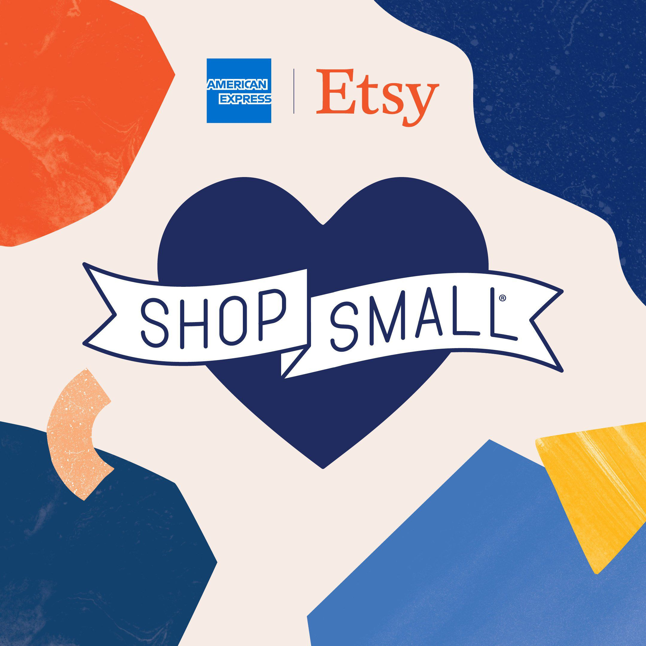 c8cfac7586980 Support small businesses today & year-round on Etsy. #SmallBizSat ...
