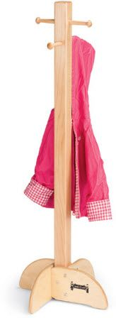 Jonti-Craft Coat Rack