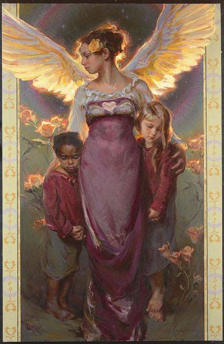 """""""In All Your Ways"""" (2012-2013), By Daniel F. Gerhartz, oil on canvas"""