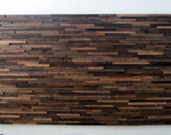 Modern Wood Wall wood wall art landscape wall art distressed wood sculpture