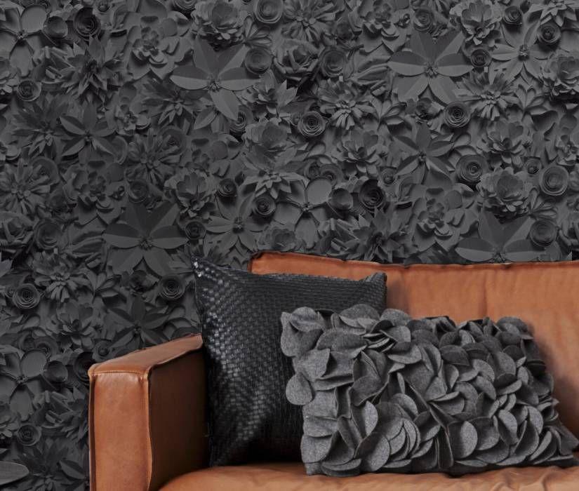 Wände \ Boden Bilder Tapete 3D-Blossoms Blossoms and D - tapete modern