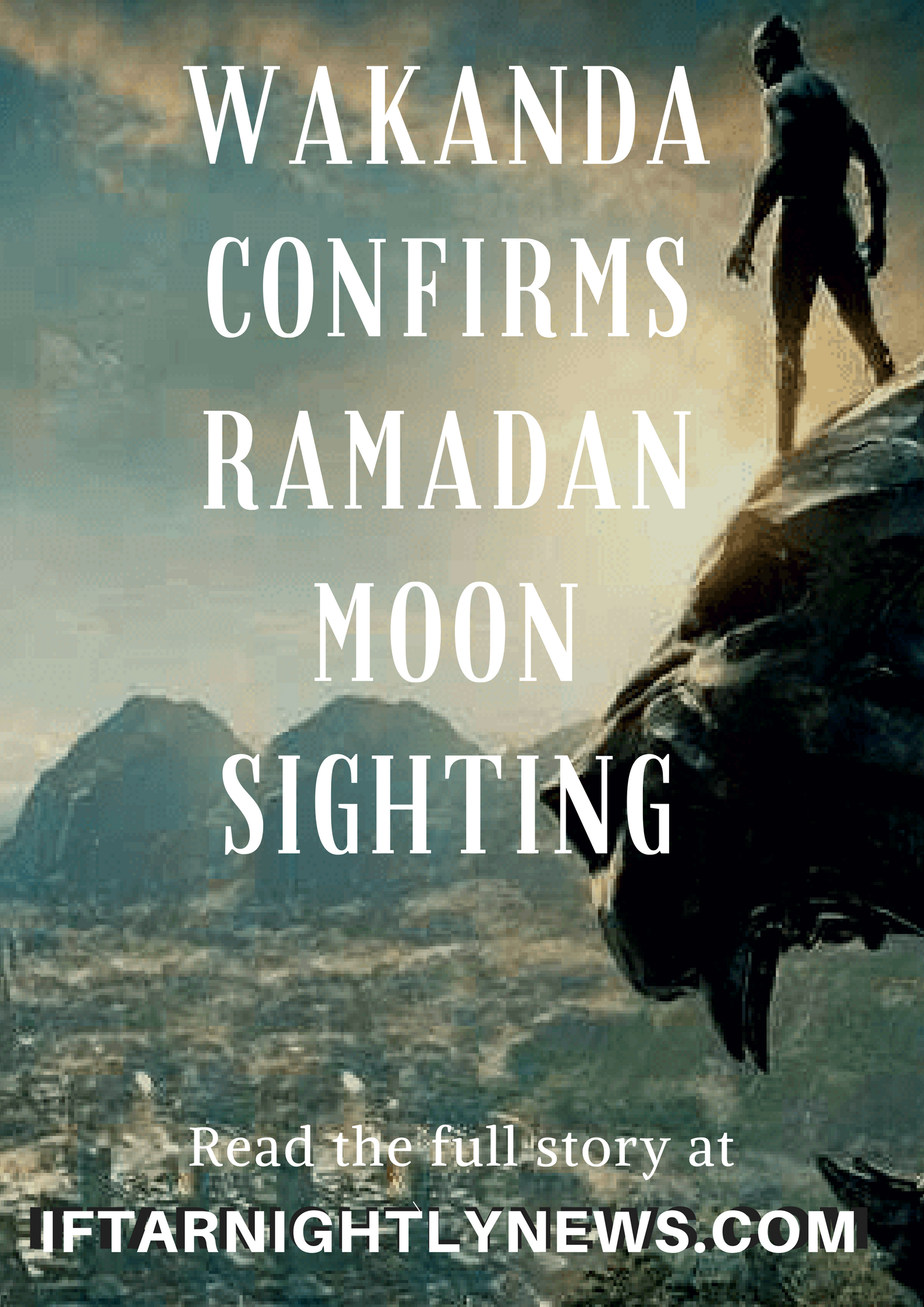 Check out the full story at our website eid ramadan muslim islam blackpanther