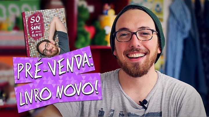 LIVRO NOVO: SÓ A GENTE SABE O QUE SENTE! http://goo.gl/YkqCBU