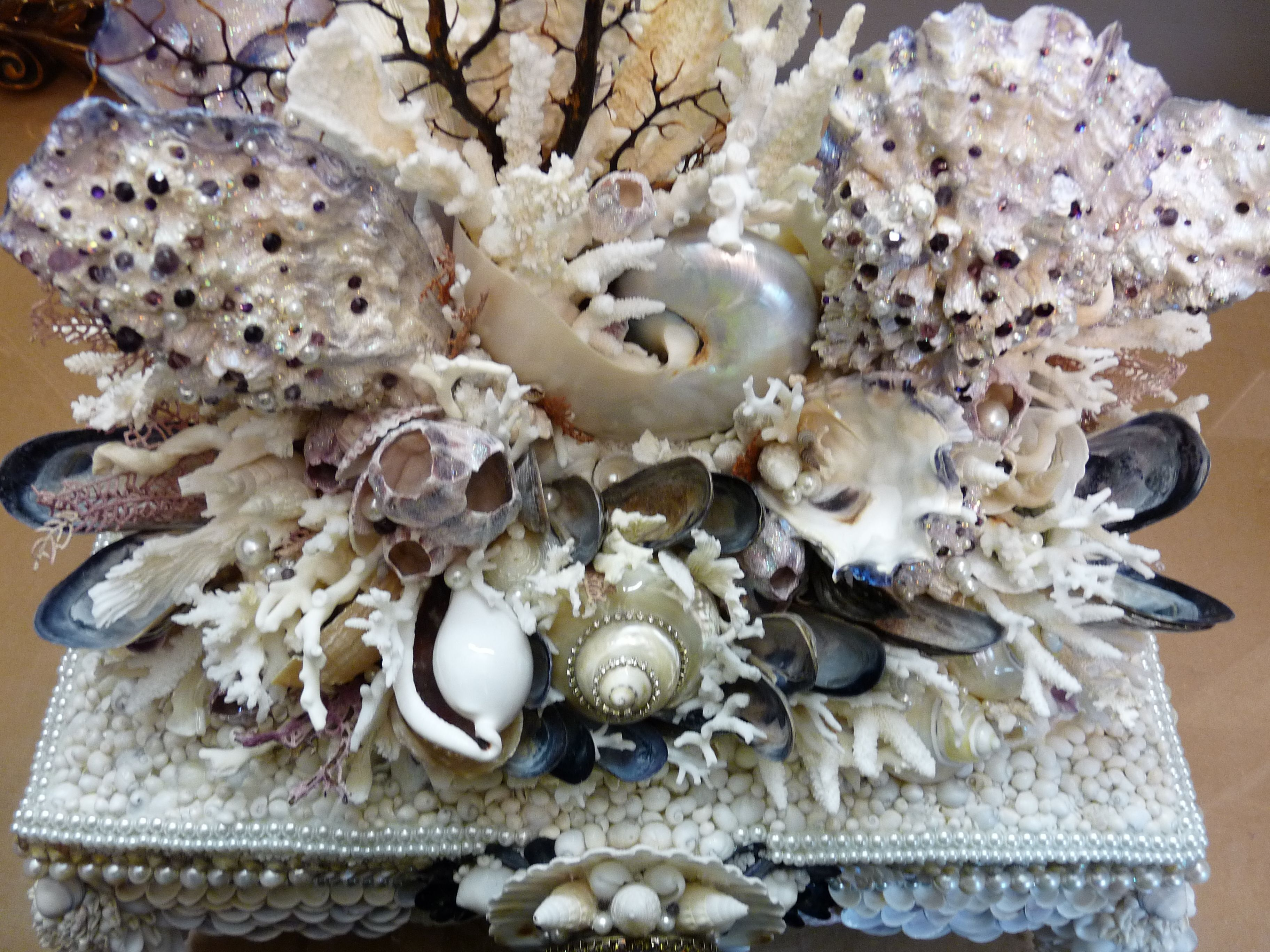 Idea by patricia standridgemain on shells gifts from the