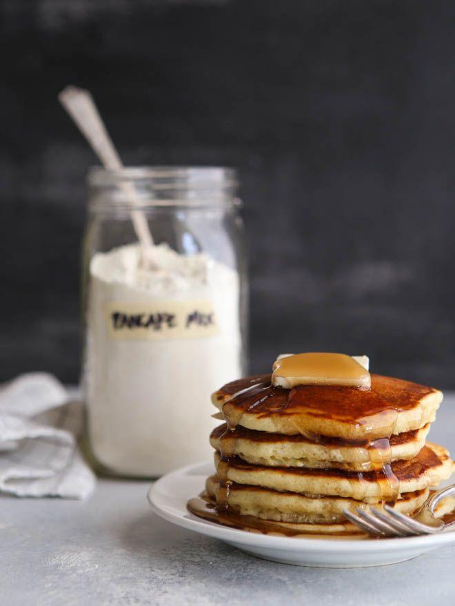Homemade Buttermilk Pancake Mix Recipe Buttermilk Pancake Mix Homemade Buttermilk Pancakes Pancakes Mix