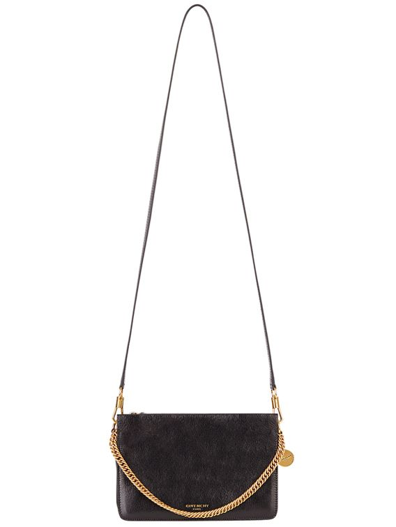 577a58a708 Givenchy Leather Crossbody Bag in Black
