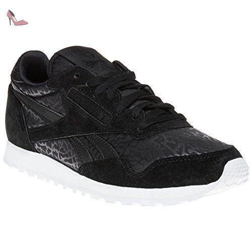 Chaussures Reebok Paris Runner noires femme jPJC8
