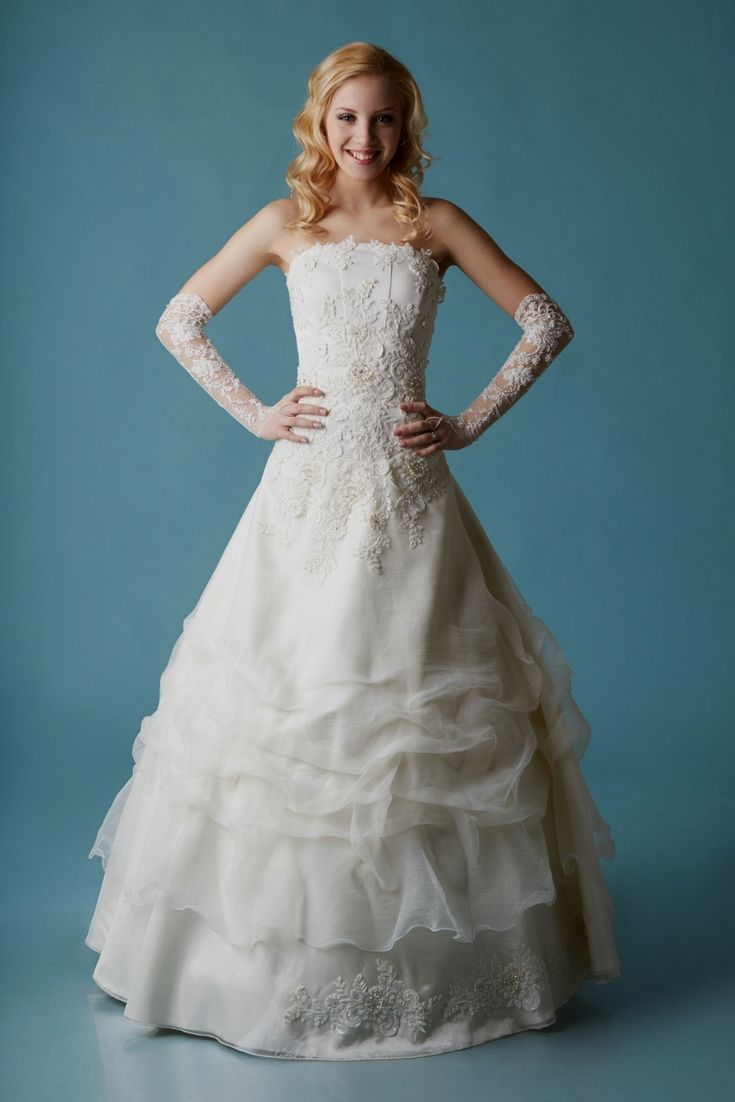 The perfect wedding gown collection hunting for the latest wedding