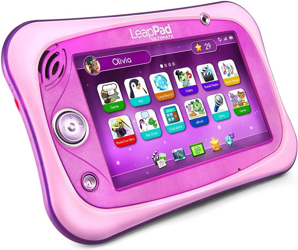 Leapfrog 602053 Leap Pad Ultimate Toy Pink 59 99 At Amazon Traveldeals Jugetes Para Niñas Juguetes Para Niñas Regalos Para Niñas Originales