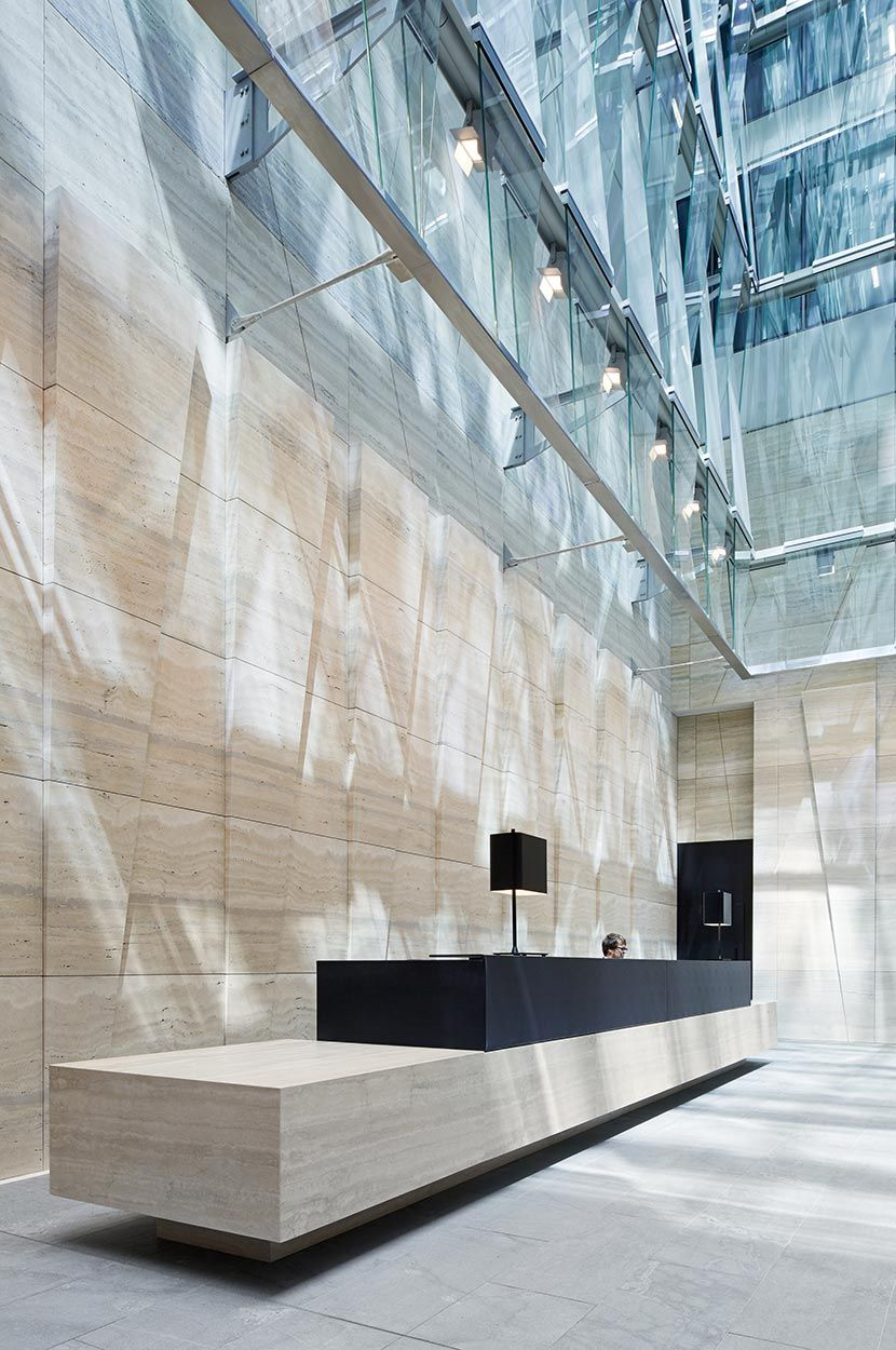 171 Collins Street, Bates Smart Architects - Peter Clarke Photography