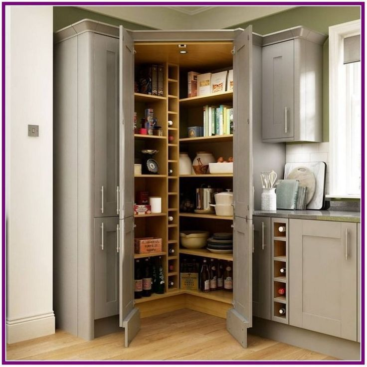 64 best corner kitchen cabinet ideas to squeeze more spaces kitchen pantry design pantry on kitchen cabinets corner id=20081