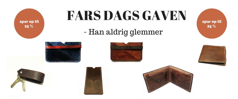 Unikke håndlavede kernelæder tasker – Nabamu Design  Fars dags gave  Herrepung, kortholder, nøglering og mobilsleeve til manden, herren og faren der har alt