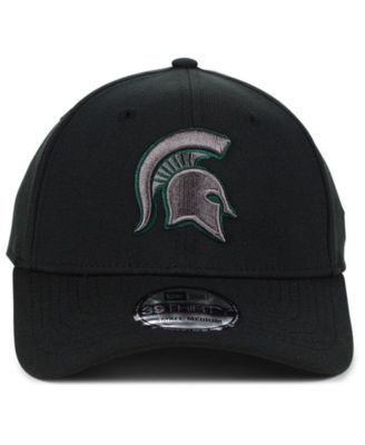 cc627d2df95 New Era Michigan State Spartans Black Pop Flex 39THIRTY Cap - Black ...