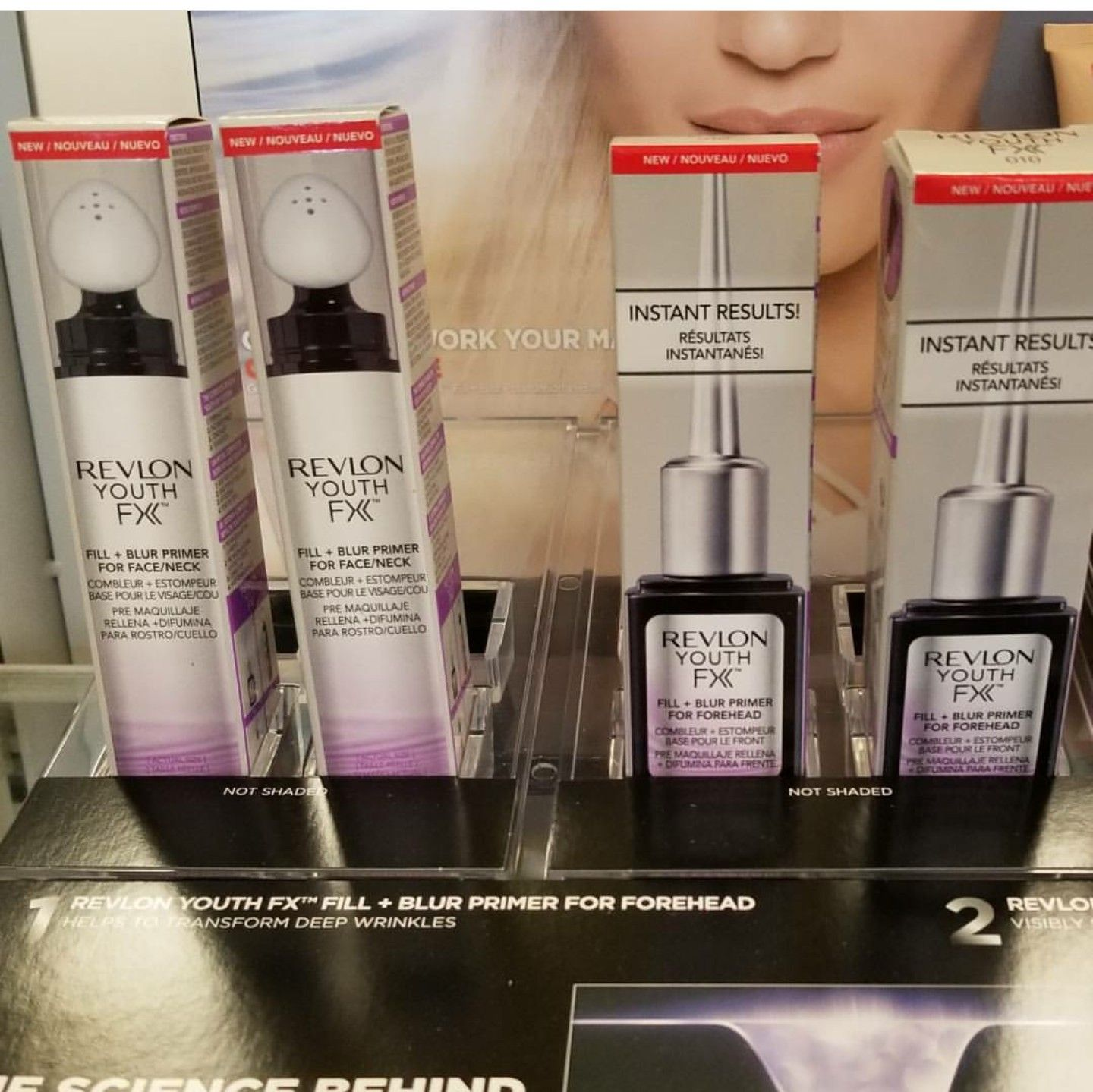 Revlon Youth FX Spotted at Rite Aid (With images) Revlon