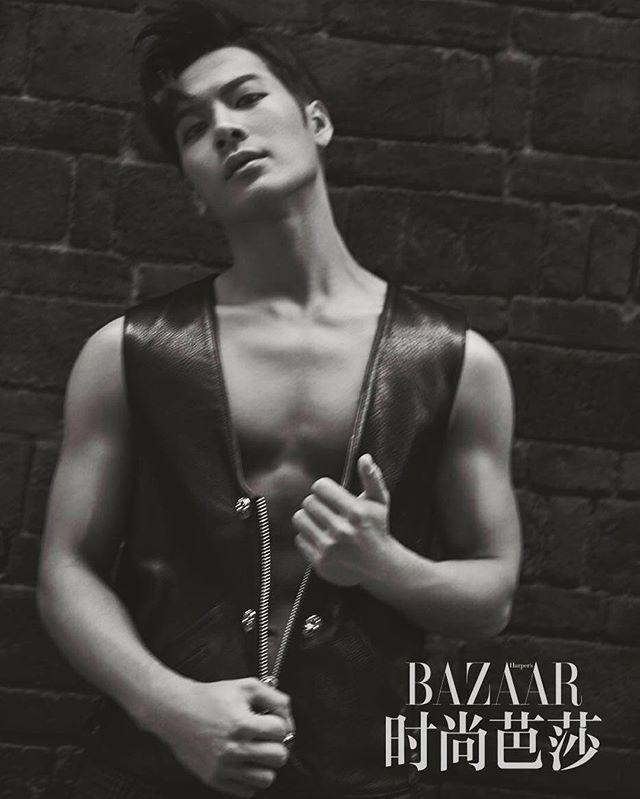 Bazaar CHINA  时尚芭莎  #Bazaar #jacksonwang #王嘉爾 #잭슨 #새들너무나너무나너무나너무나너무나보고싶은데어떻게할까요