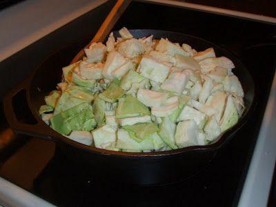 Photo of handle•like•candy: Cabbage Noodles (Halushki)