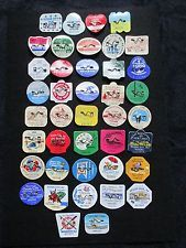 Full Set Of 41 Ocean City Nj 1976 2016 Seasonal Beach Tags Badges