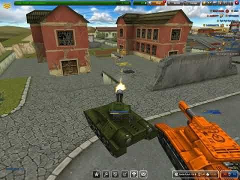 games like tanki online