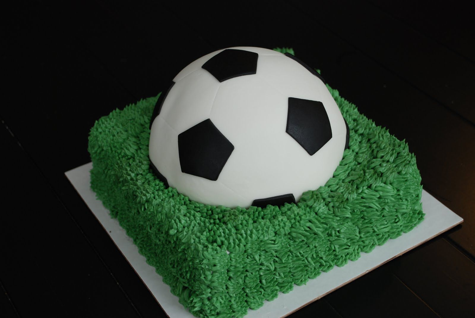 Soccer Ball Cake Images : Kids birthday on Pinterest Airplane Party, Airplane ...