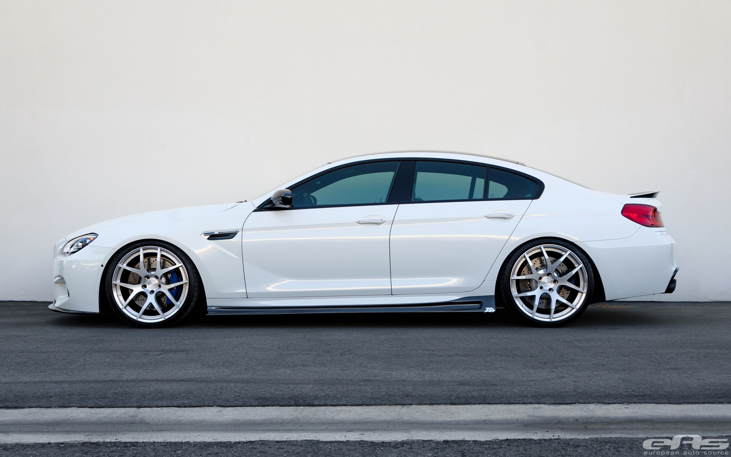 How To Make The M6 Gran Coupe Look Even More Awesome Bmw Coupe Bmw Bmw Classic Cars