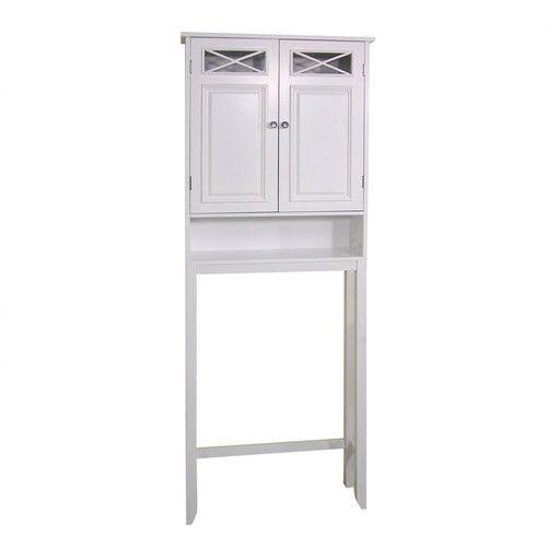 Darby Home Co Coddington 25 X 68 Over The Toilet Cabinet