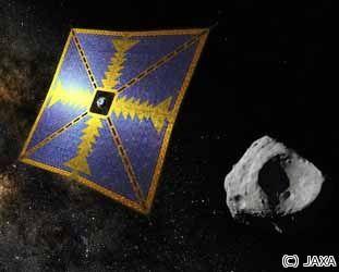 この宇宙に帆を広げて - JAXAの「宇宙帆船」が赴くは木星トロヤ群小惑星 (1) 「木星トロヤ群小惑星」の素顔を明らかにするミッション | マイナビニュース
