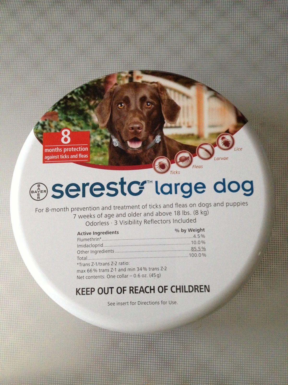 Seresto Is The Gray Collar Above The Purple Collar Dog Flea Treatment Flea Shampoo For Dogs Flea Treatment