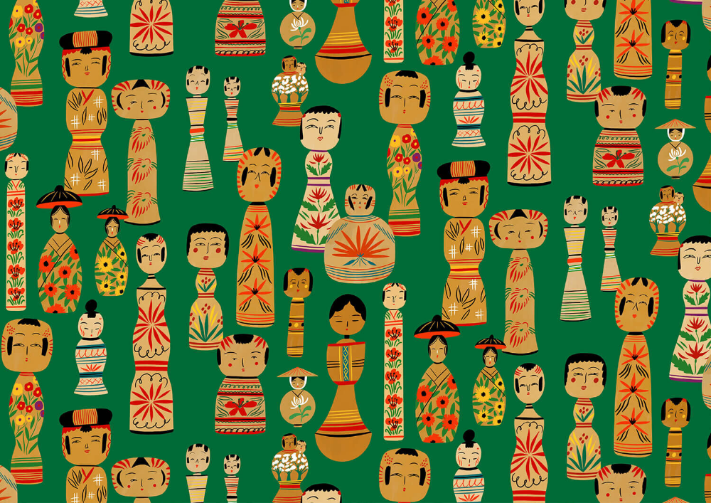 Various Patterns — Bodil Jane