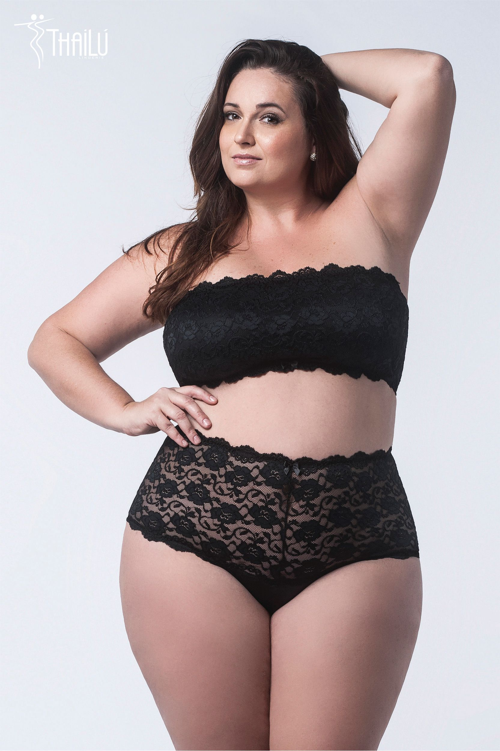 Plus size lingerie beauty | big booty