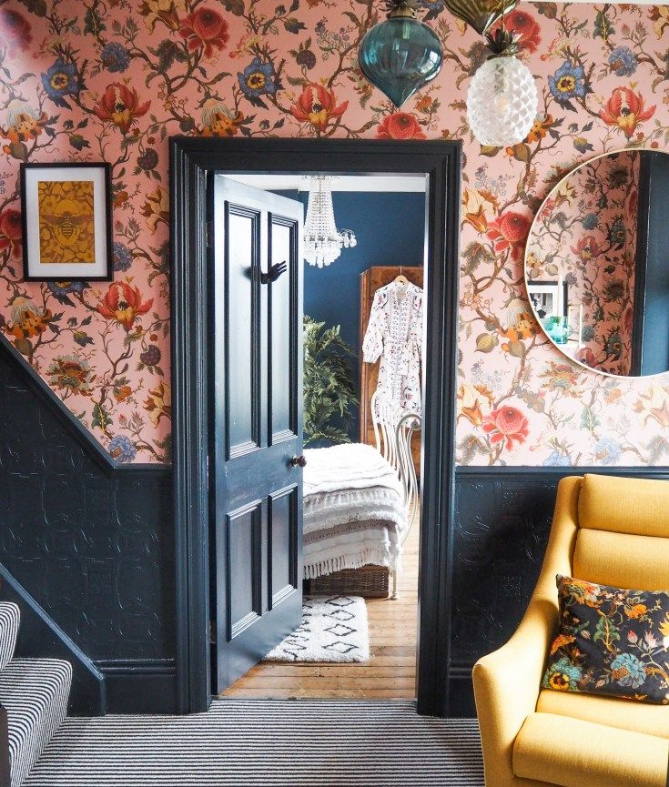 Home Tour: Sandra Baker's Maximalist Victorian Home with a Modern Twist -