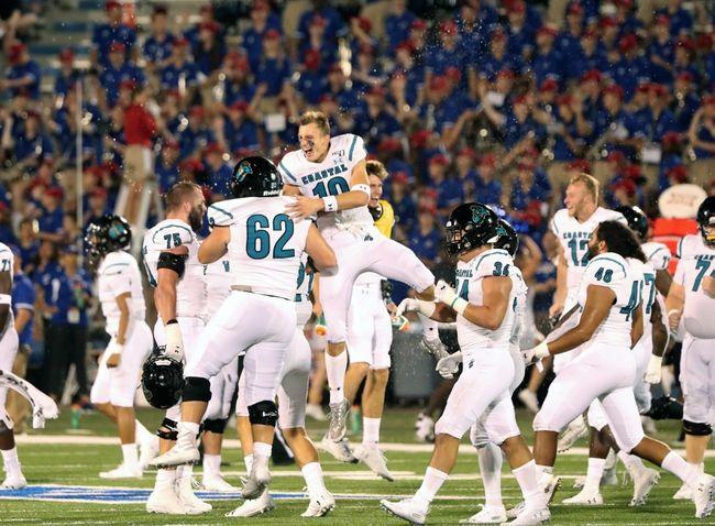 Coastal Carolina vs. Louisiana 11/7/19 College Football
