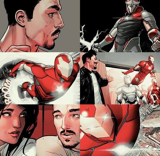 Tonystark Ironman 616 Comics Fanart Photoshopedit Cool Iron Man Tony Stark Iron Man Armor Chibi Marvel