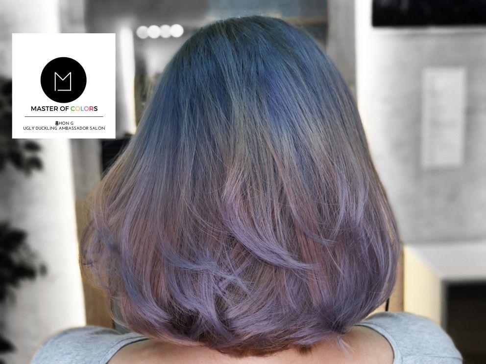 Contrast Color Color Pinkash Pink Blueash Blue  -9068
