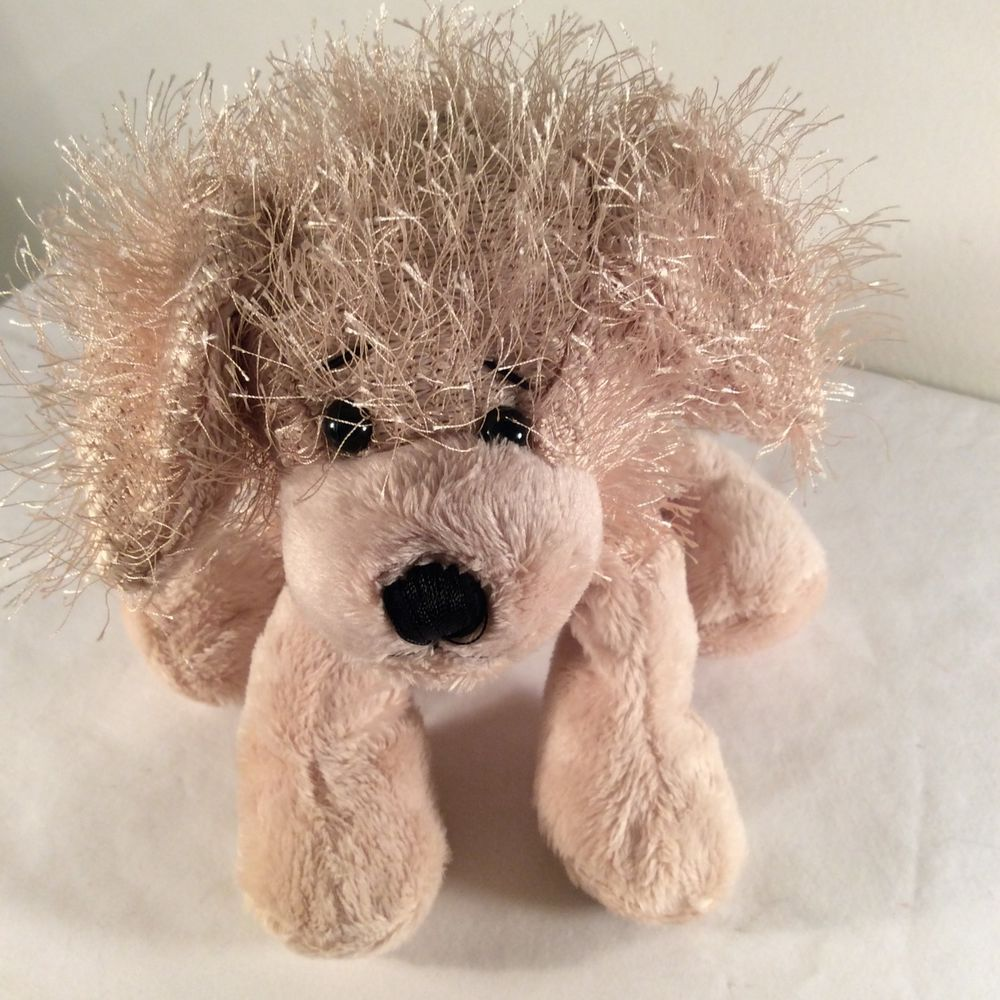 Ganz Webkinz Plush 11 Golden Retriever Dog Stuffed Animal Toy No