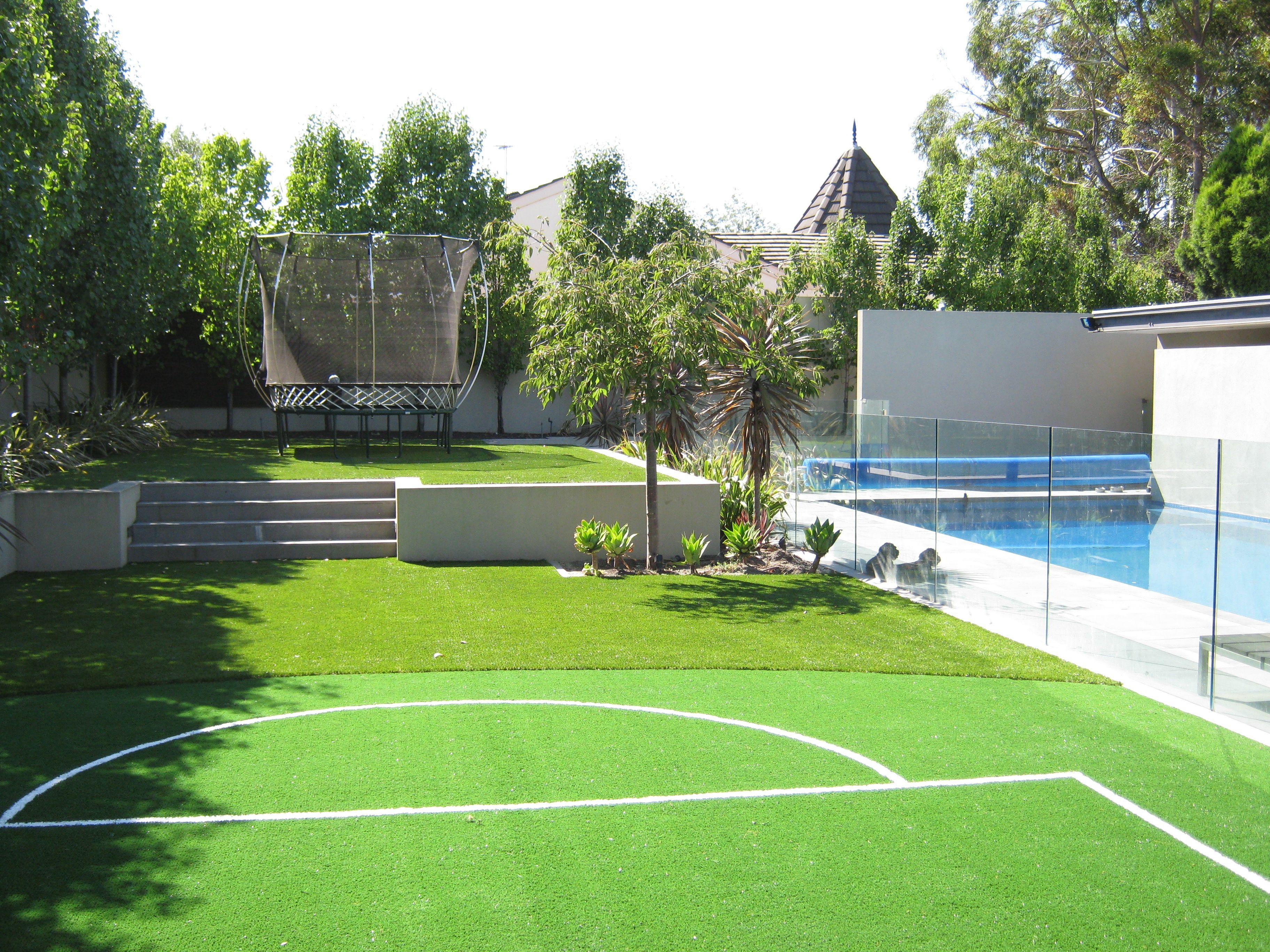 Multisports area (avec images) Jardins