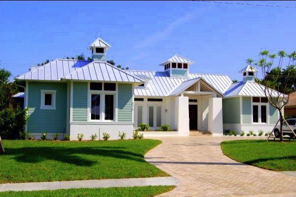 Plan 1792dw Stunning Florida Home Florida House Plans Florida Home Beach Cottage Style