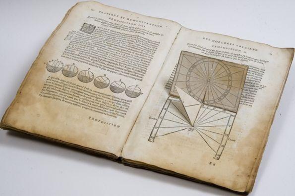 Traité sur les horloges solaires - 1624