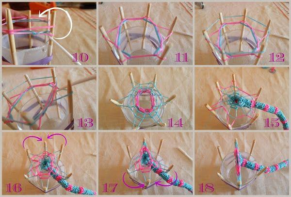 Tutoriales para hacer pulseras de gomitas. ¡Únete a la moda del Rainbow Loom!