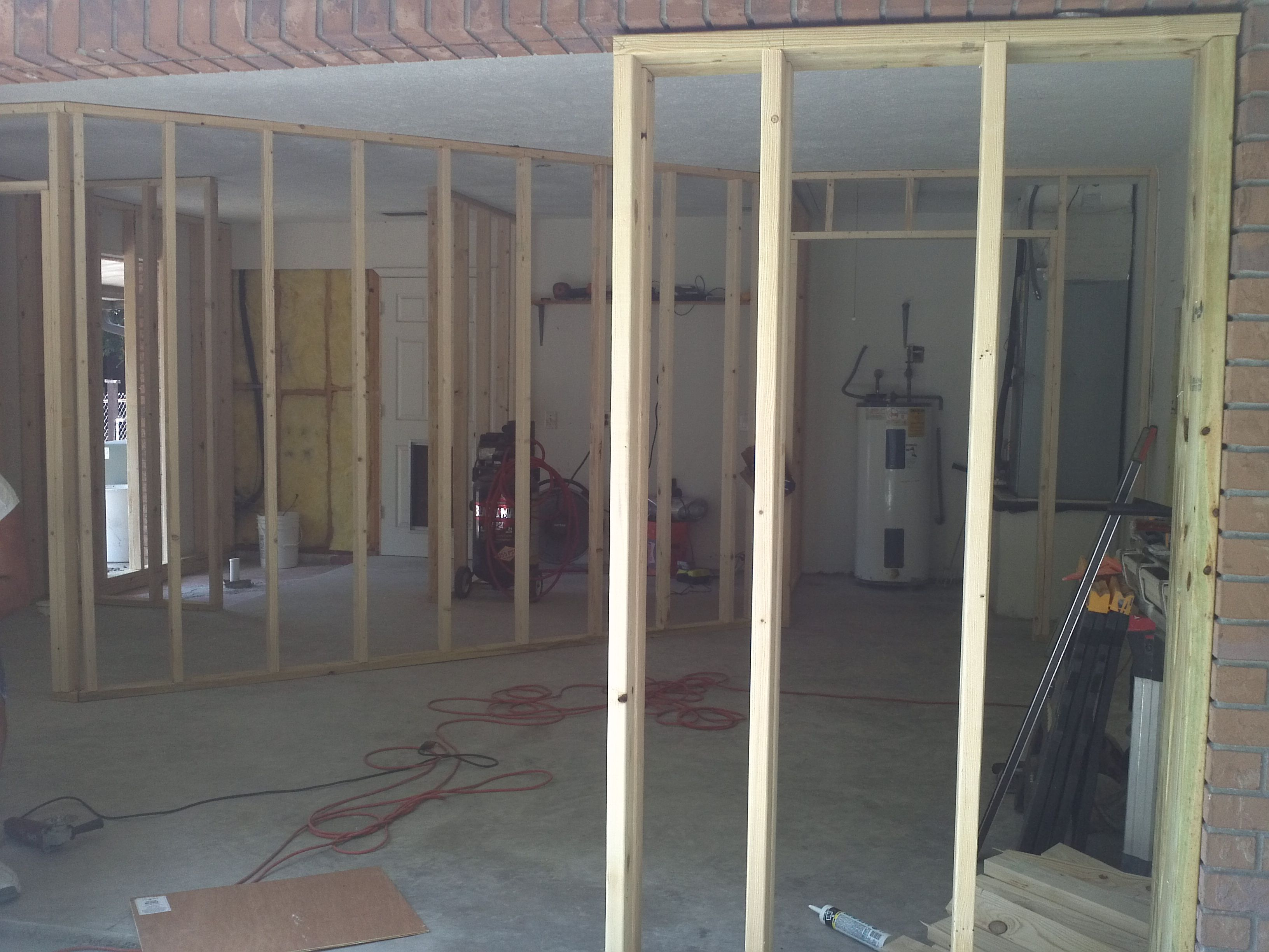 Garage conversion case studies completed by more living space