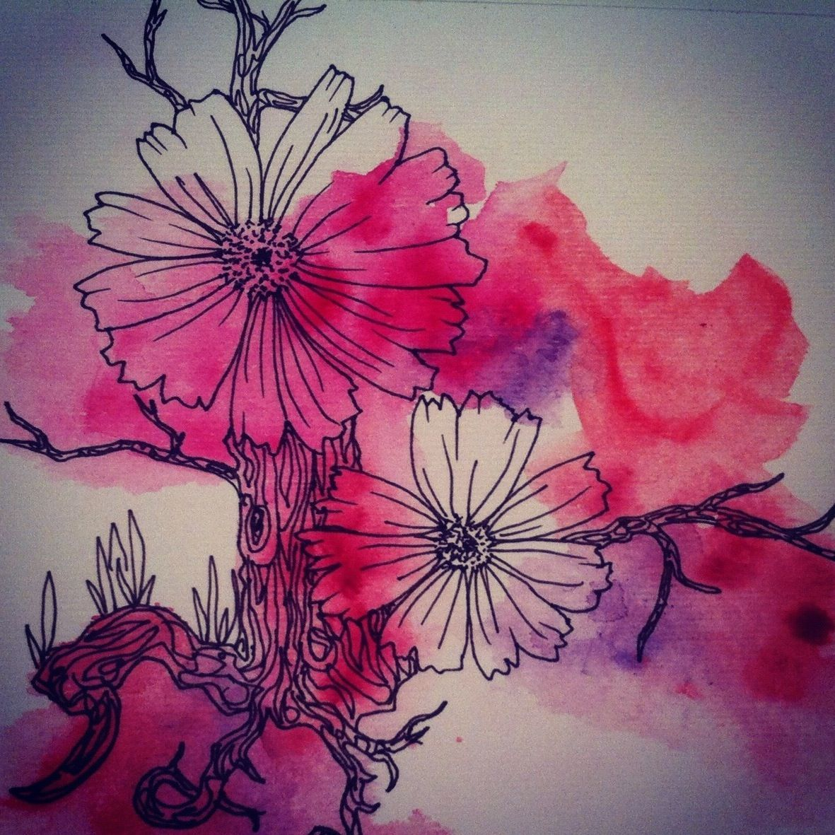 Sketchbook inspiration design student project university