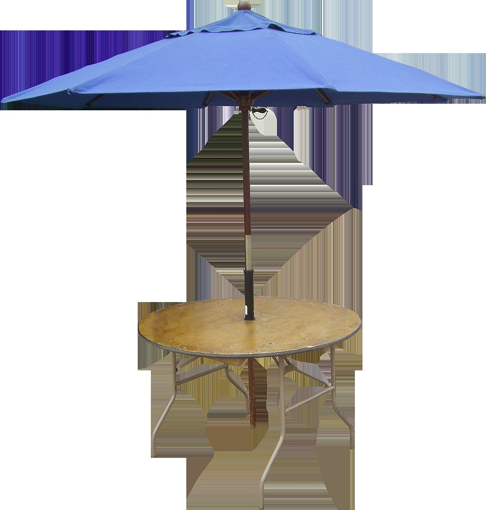 Renting Round Tables With Umbrellas httparghartscom Pinterest