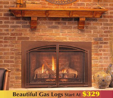 Forshaw Of St Louis Mo Has Fireplaces Gas Logs Fireplace