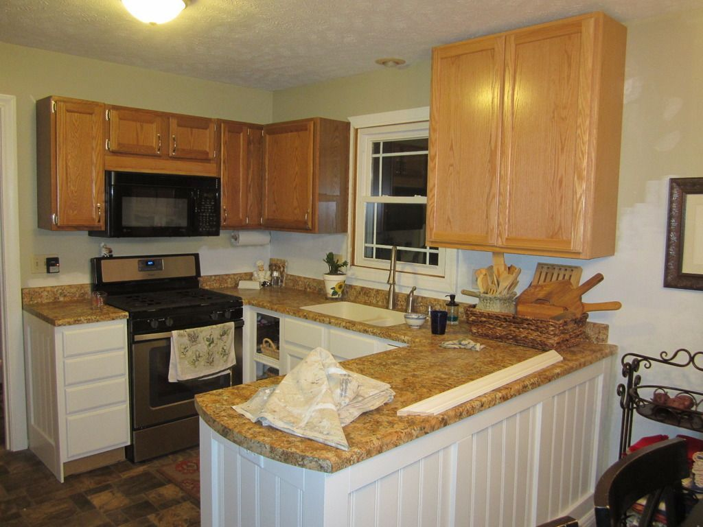 Kitchen Re Do On A Budget Home Staging In Bloomington Illinois Diy Kitchen Decor Kitchen Decor Kitchen Pantry Design