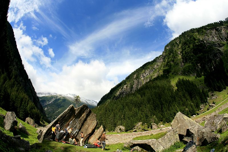 Klettersteig Queenstown : Sundergrund at zillertal austria rocks i want to climb