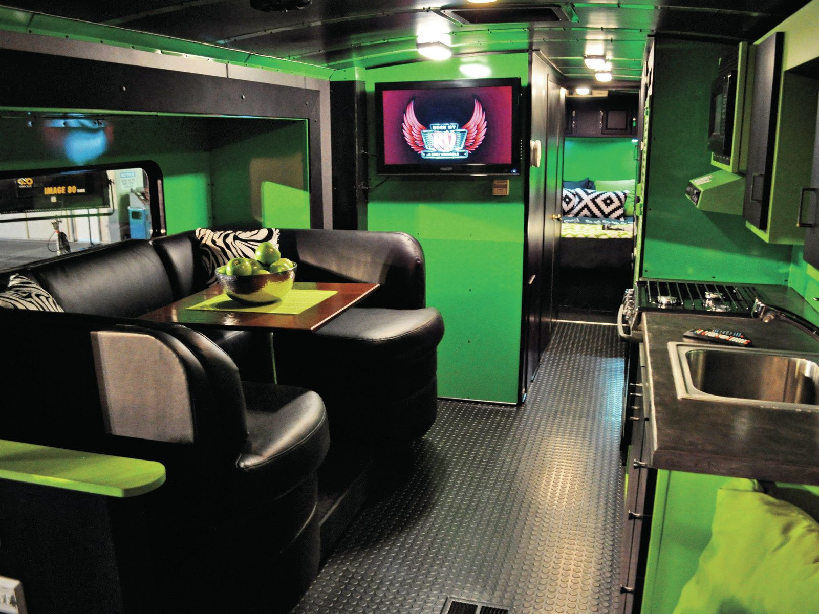 Modern rv interiors - Rv Is Your Source For Everything About The Rv Lifestyle From Travel Destinations Technical