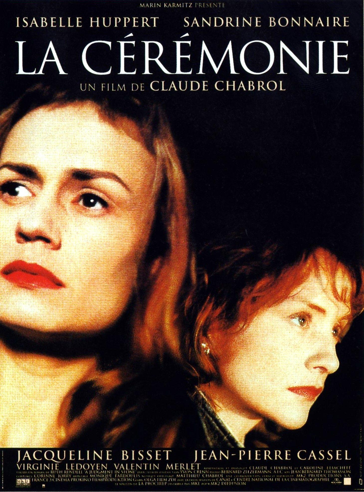 [好雷] 儀式 La Ceremonie (1995 法國片)