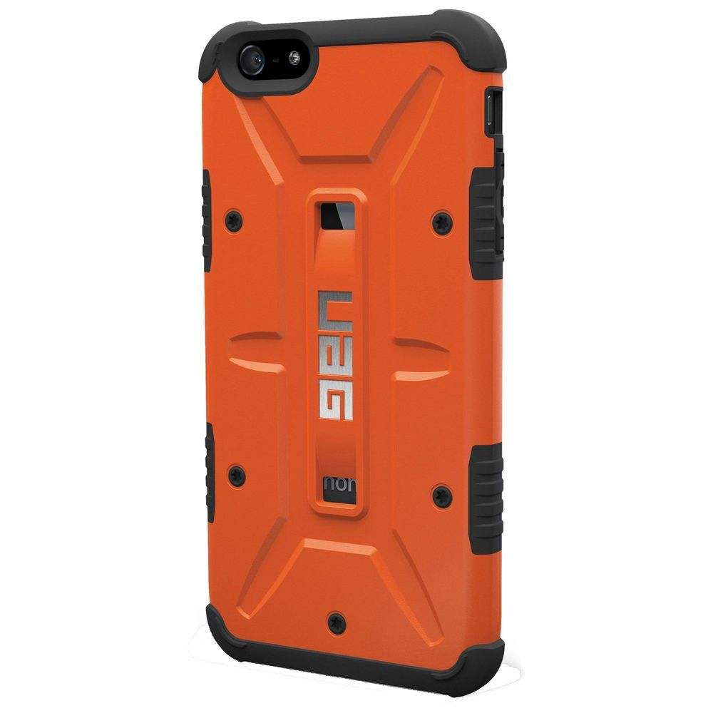 new style 81abf 405fb Amazon.com: URBAN ARMOR GEAR Case for iPhone 6 (4.7 Display) White ...